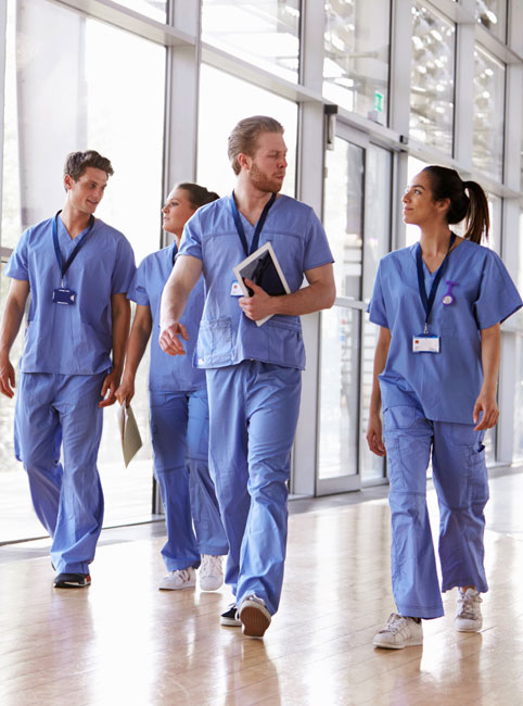 Nicklas Medical Staffing - Lab Experts